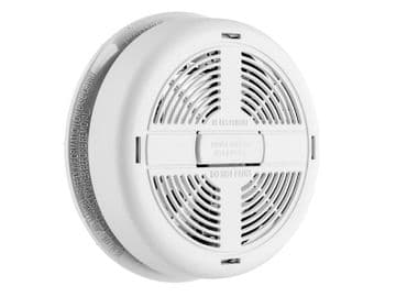 670MBX Ionisation Smoke Alarm  Mains Powered with Battery Backup